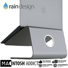 Rain Design mSTAND Premium Aluminium Stand For MacBook Pro/Air Laptop SPACE GREY