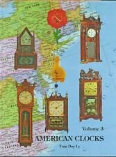 American Clocks Volume 3 by Tran Duy Ly - New & unopened w Price Booklet