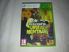 XBOX 360 Red Dead Redemption : Undead Nightmare