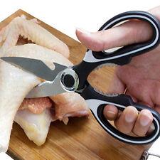 Multifunction Stainless Steel Kitchen Scissor Heavy Duty Chicken Bone Shear TMPG