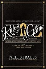 The Rules of the Game by Neil Strauss (2009, Paperback) PICK UP GIRLS