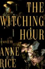 The Witching Hour, Anne Rice, Good Book