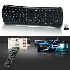 2.4 ghz Mini Wireless Fly Air Mouse Gyro Sensor De Teclado Para Pc Android Tv Box