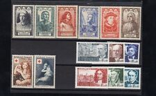 FRANCE STAMPS 3 DIFFERENT SETS, **MNH