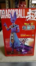 DRAGON BALL Z BILLS BEERUS THE FIGURE COLLECTION SUPER CONCRETE FIGURA NEW NUEVA