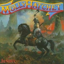 Justice * by Molly Hatchet (CD, May-2010, SPV)