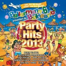 BALLERMANN 6 BALNEARIO prs. DIE PARTY HITS 2013 2CD
