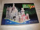 Puzz 3D Alpine Castle 1,000PC. Puzzle from Milton Bradley