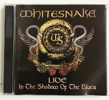 Whitesnake Live In The Shadow Of The Blues 2-CD Alemania 2006