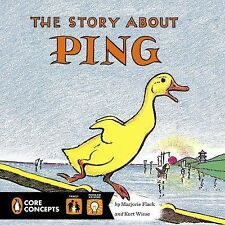 The Story about Ping by Marjorie Flack (2014, Hardcover)