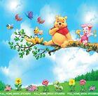 Winnie the Pooh Adesivi Murali Decorazionni stanza bebè/Cameretta Bimbi