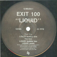 Exit 100 – Liquid *** Oldskool - Vinyl - Hardcore - Jungle - Rave ***