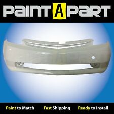 2007 2008 2009 Toyota Prius Front Bumper Painted040 Super White II