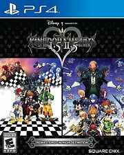 KINGDOM HEARTS HD 1.5 2.5 REMIX PS4 PREORDER 31/03 GIOCO ITA SCATOLA UK