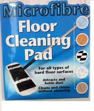 Duzzit Microfibre Floor Cleaning Pad For All Types Of Hard Floor Surfaces New