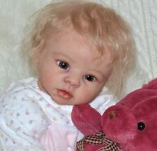 Reborn doll kristina made from kit Krista by Linda Murray
