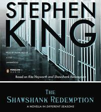 The Shawshank Redemption, King, Stephen, Good Condition, Book