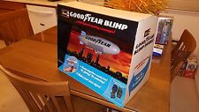REVELL GOOD YEAR BLIMP STORE DISPLAY LIGHTS UP ROTATING WORK EXCELLENT NOS