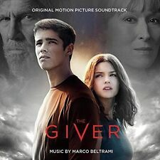 The  Giver [Original Motion Picture Soundtrack] by Marco Beltrami (CD,2014) Sony
