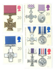 Medals-military mnh set of 5 Great britain