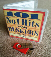 101 Number 1 Hits For Buskers TYROS 5 software USB regi-stick Yamaha TYROS5 usb
