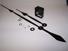 """Takane High Torque Clock Movement with 17-3/4"""" Hands 312HT DIY Large Wall Clock"""