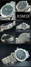 XEMEX DESIGNER MEN'S CHRONOGRAPH WATCH BEAUTIFUL VALUABLE