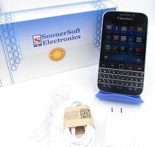 Blackberry Classic 16GB Black (Verizon)-Refurbished, Near Mint Cond.-RF6079