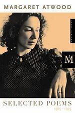 Selected Poems : 1965-1975 by Margaret Atwood (1987, Paperback)