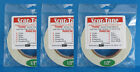 """BULK 3 of Scor-Tape Adhesive 1/2"""" x 27yd by Scor-Pal - Value! FREE Shipping!!"""