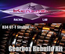 Kenjutsu Komplett Getriebe Umbau Set mit Synchros Für R34 GTT Skyline RB25DET