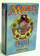 Spellweaver Portal Second Age Theme Deck ENGLISH Sealed Brand New ABUGames