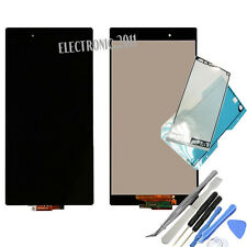 Sony Xperia Z Ultra LT39h LT39i XL39H LCD Display +Touch Screen Digitizer &Tools