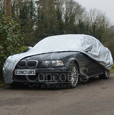 BMW 3 Series E-46 Saloon/Coupe/Convertible Breathable Car Cover