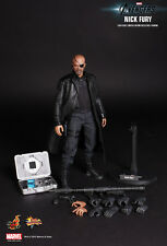 Hot Toys hottoys Nick Fury The Avengers 1/6 Scale Action Figure Comic MMS169