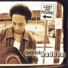 Lost And Found, Deitrick Haddon,Very Good, ### Audio CD with artwork-complete,Au
