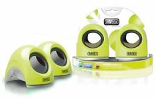 NEU: Sweex Lautsprecher Set Lemon and Lime USB 2.0, Plug&Play, Boxen, NEU & OVP