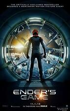 ENDER'S GAME ORIGINAL 27x40 MOVIE POSTER (2013) FORD & BUTTERFIELD