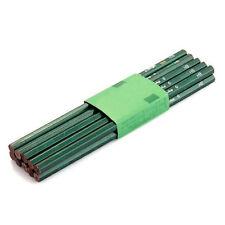 10 Crayon a papier hexagonal degre de durete HB pour Ecole Bureau WT