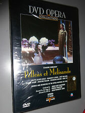 DVD OPERA COLLECTION PELLEAS ET MELISANDE ALLIOT-LUGAZ LE ROUX OPERA LYON