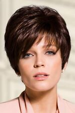 Short Bob Wig Straight Hair Sexy Gia Rene of Paris Hi Fashion New Black Wigs