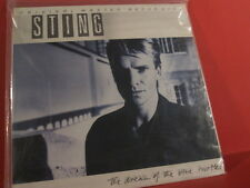 "MFSL 1-185 STING""THE DREAM OF BLUE TURTLES""(JAPANPRESSING-SERIES/FACTORY SEALED)"