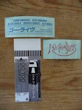 Stomu Yamashta:Go:2 Promo Obi+2 Stickers [no cd japan mini-lp schulze klaus QM