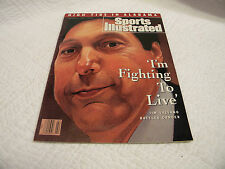 JANUARY 11, 1993 -  SPORTS ILLUSTRATED - 'I'M FIGHTING TO LIVE' No Mail Label