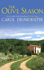 "The Olive Season: Amour, a New Life and Olives Too Carol Drinkwater ""AS NEW"" Boo"