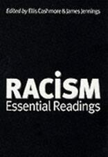 Race and Ethnic Studies: Racism : Essential Readings (2002, Paperback)