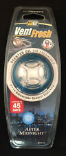 Auto Expressions After Midnight Vent Fresh Vent Car Air Freshener Blue