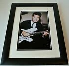 Cliff Richard SIGNED FRAMED Photo Autograph 16x12 Huge display Music & COA