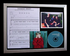 PLACEBO Teenage Angst TOP QUALITY CD MUSIC FRAMED DISPLAY+EX​PRESS GLOBAL SHIP