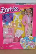 1988 Collector VACATION SENSATION TOYS R US Exclusive Barbie Set 1675
